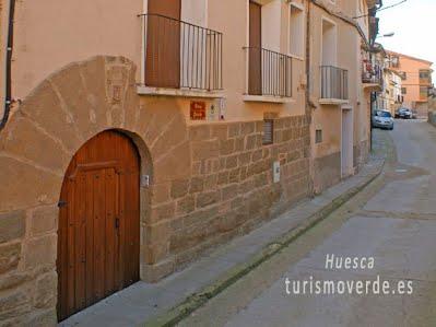 Casa Palain. TURISMO VERDE HUESCA
